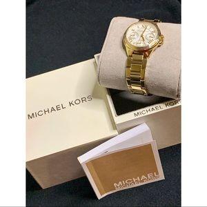 Michael Kors Women's Mini Camille Watch MK5749